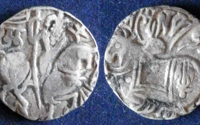 Bidspirit - Аукцион античных монет IVNO - Кабулистан, Спалапати