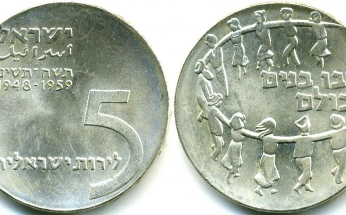 Нумизматика|Каталог монет Израиль|Все монеты Израиль|Каталог цен