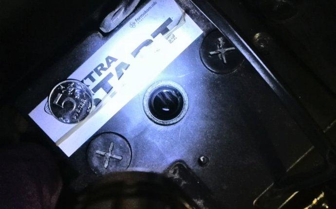 Обслуживание аккумулятора перед зимой. — logbook Great Wall Hover